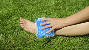 What Is a Swollen Ankle a Sign Of?