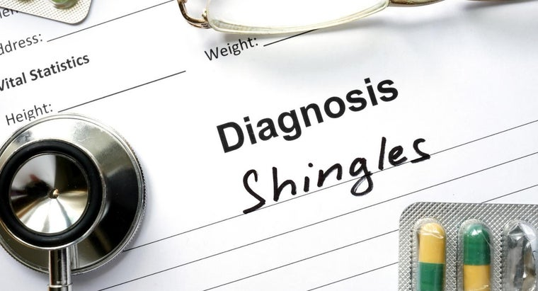 For How Long Is Shingles Typically Contagious?