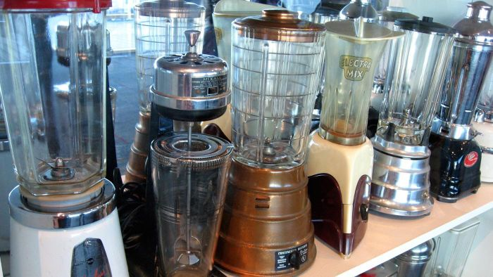 What Are the Top Ten Rated Blenders?