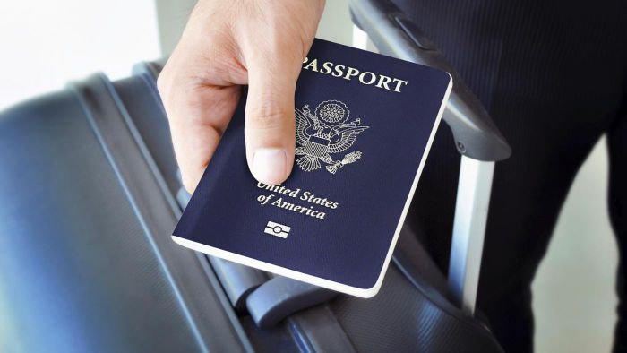 What are some of the required documents when applying for a passport?