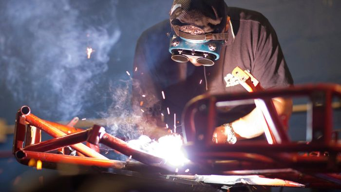 What welding equipment does Lincoln offer?