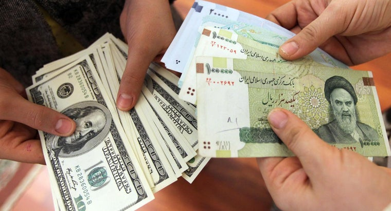 How Can You Find Out the Current U.S. Dollar to Iranian Rial Rate?
