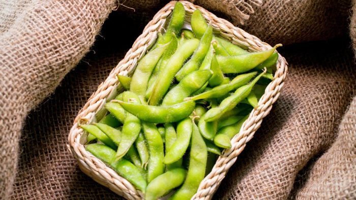 Where Are Edamame Beans Most Commonly Grown?