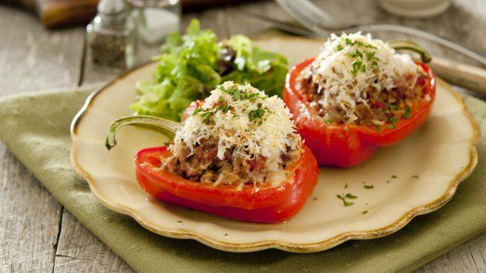 What Is a Good Recipe for Stuffed Bell Peppers?