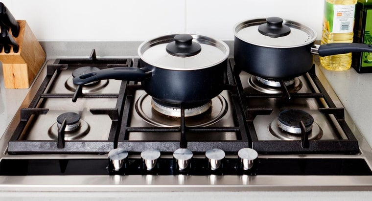 Are Gas Stove-Top Burners Removable?