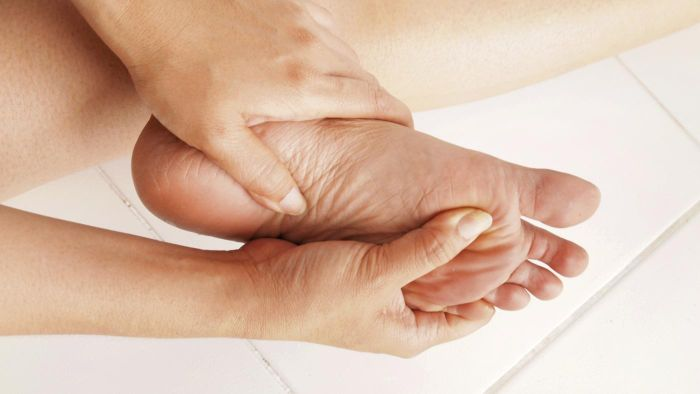 How Is Foot Pain Treated?