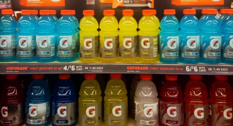 What Are Some Popular Gatorade Flavors?