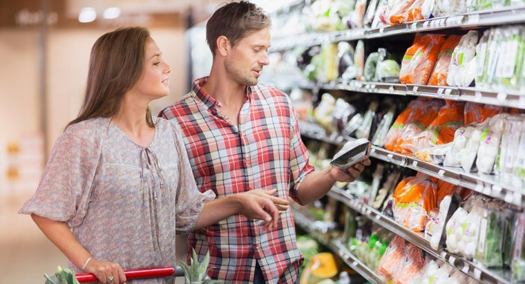 How Do You Make an Efficient Grocery List?
