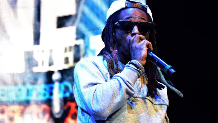 Has Lil Wayne released any free music CDs?