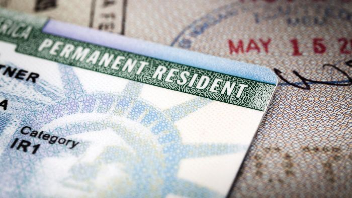 Is There a Fee for a Green Card Application?