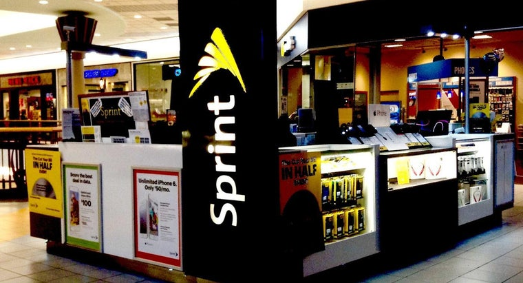 What Cellular Phone Plans Does Sprint Offer?