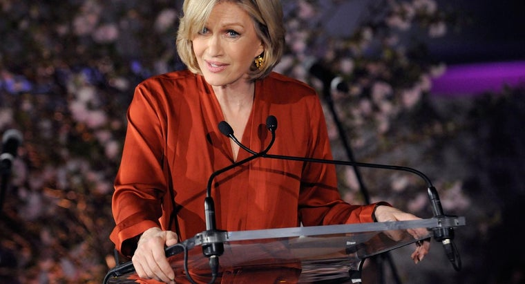 Who Are Some Well-Known Female News Anchors?