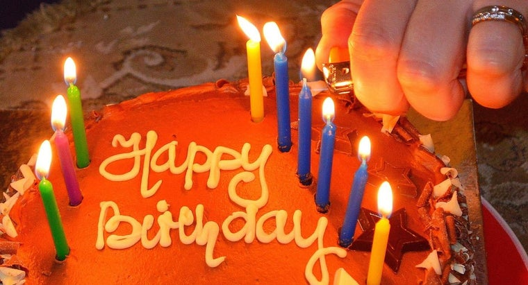 What Are Examples of Funny Birthday Jokes?