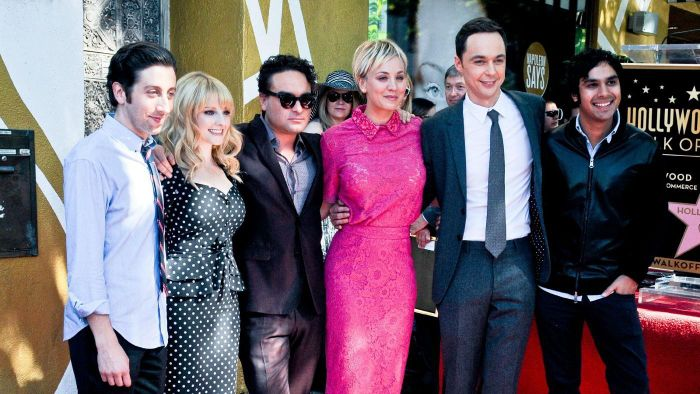 "What Actors Are in the Cast of ""Big Bang Theory""?"