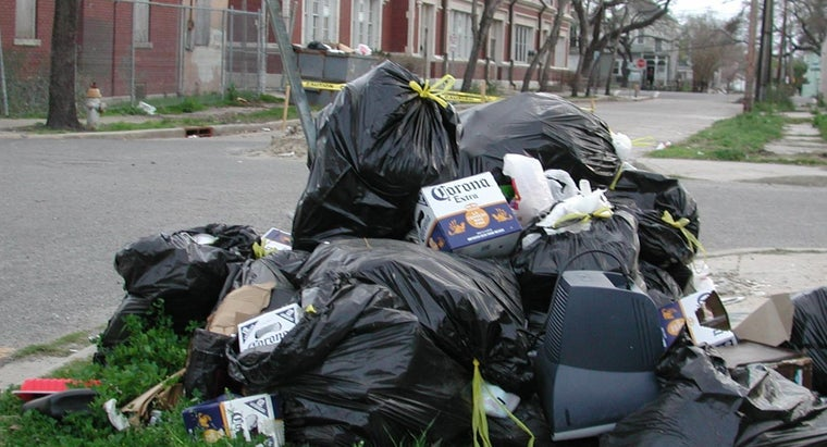 Are Garbage Pickup Days Adjusted for Holidays One Year in Advance?