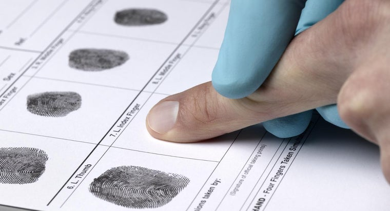 What Is a Fingerprint Appointment?