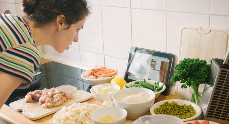 How Can You Access Recipes Shown on Food Network TV Shows?