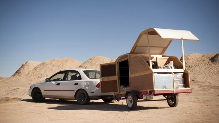 What Are the Advantages of Camping With Mini Teardrop Campers?