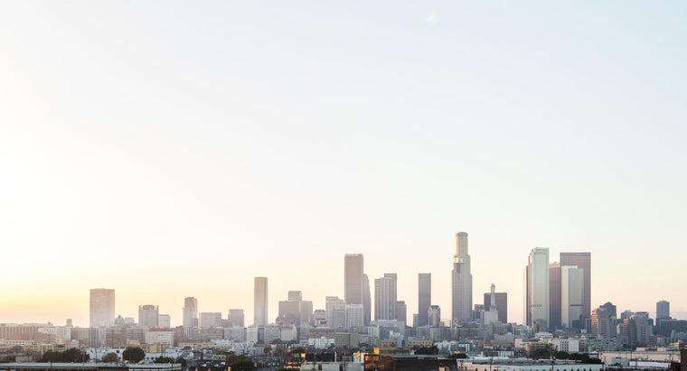 What Are the Ten Largest Cities in the USA?