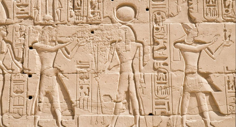 Why Did the Ancient Egyptians Use Hieroglyphics?