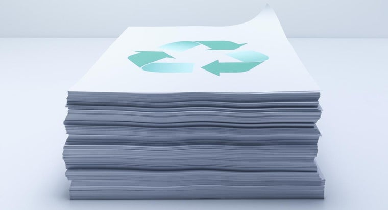 How Can You Recycle Paper for Cash?