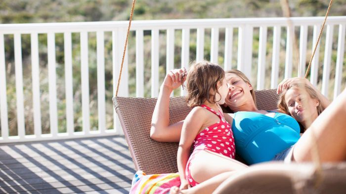 What are common building codes for decks?
