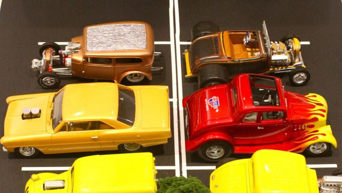 Where Can You Purchase Old Plastic Model Cars?