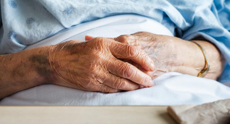 What Are the Causes and Treatments of Skin Bruising in Old Age?