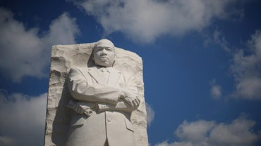 What Is the History of the Martin Luther King Monument?