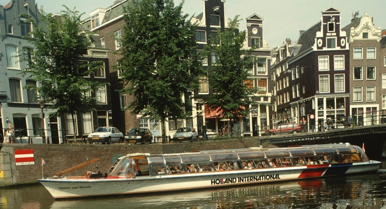 What Are Some Cruises That Go to Amsterdam?