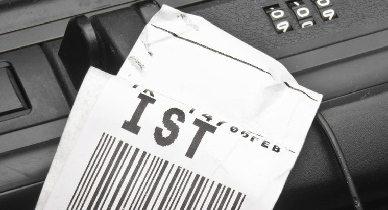 Where Can You Find a List of Airline Codes?