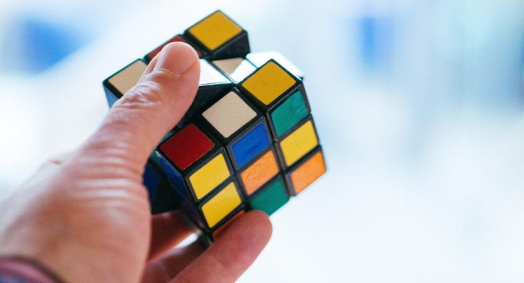 How Do You Solve the Rubik's Cube?