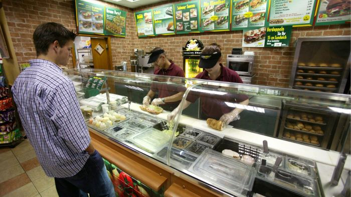How Much Does It Cost to Buy a Subway Franchise for Sale Including the Equipment?