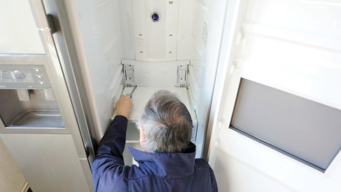 What Are Some Refrigerator Home Repair Services?