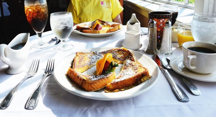 How Do You Make French Toast?