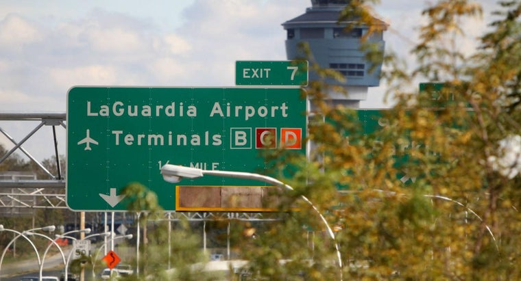 What Are Some of the Reasons for Airport Delays at La Guardia?