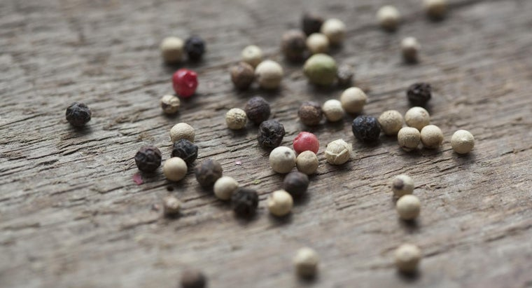What Is a Peppercorn?