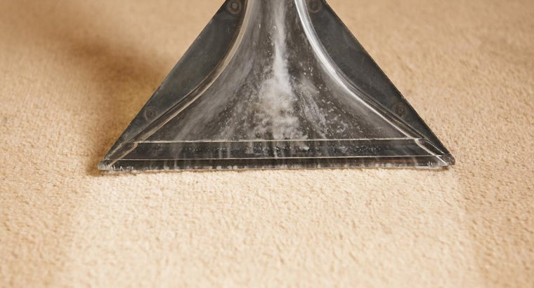 What Are Some Good Carpet Shampoo Machines You Can Purchase?