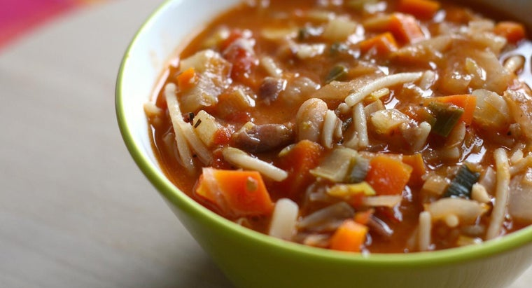 What Is a Simple Italian Soup Recipe?