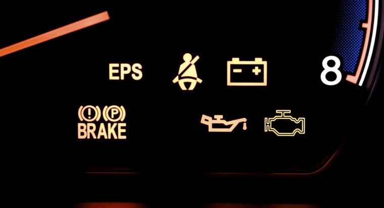 Why Does a Check Engine Light Blink?