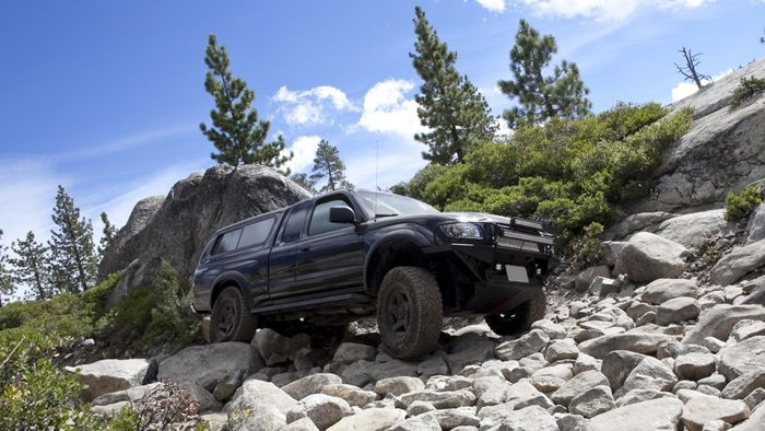 How Do You Know the Value of Your Used Toyota Tacoma 4x4?