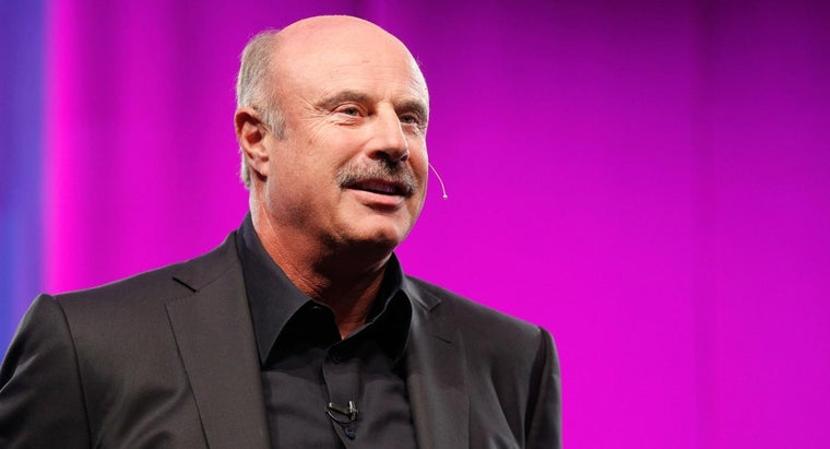 Why Did Dr. Phil Divorce His First Wife?