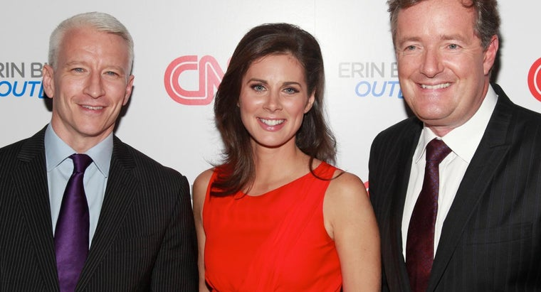 What Did Erin Burnett Do Before CNN?
