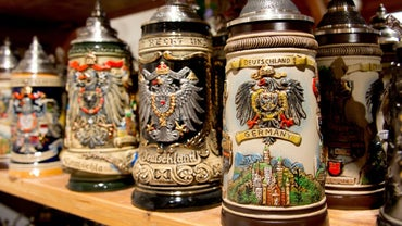 What Is the Typical Value of a Collectible Beer Stein?
