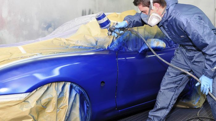 How Can You Determine the Exact Color of Your Car's Paint?