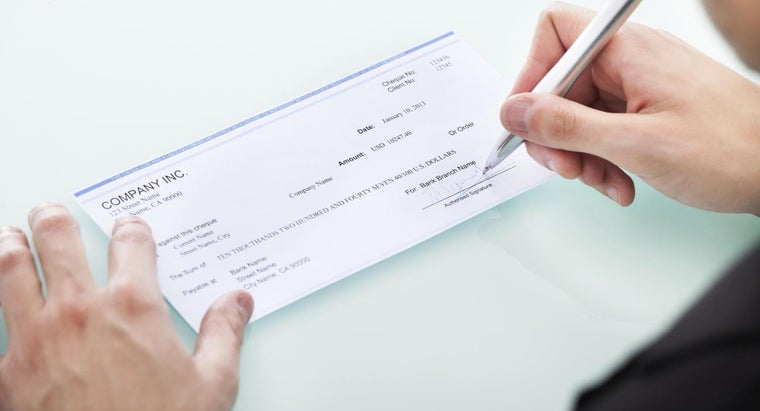 How Can You Make Your Own Gift Checks?
