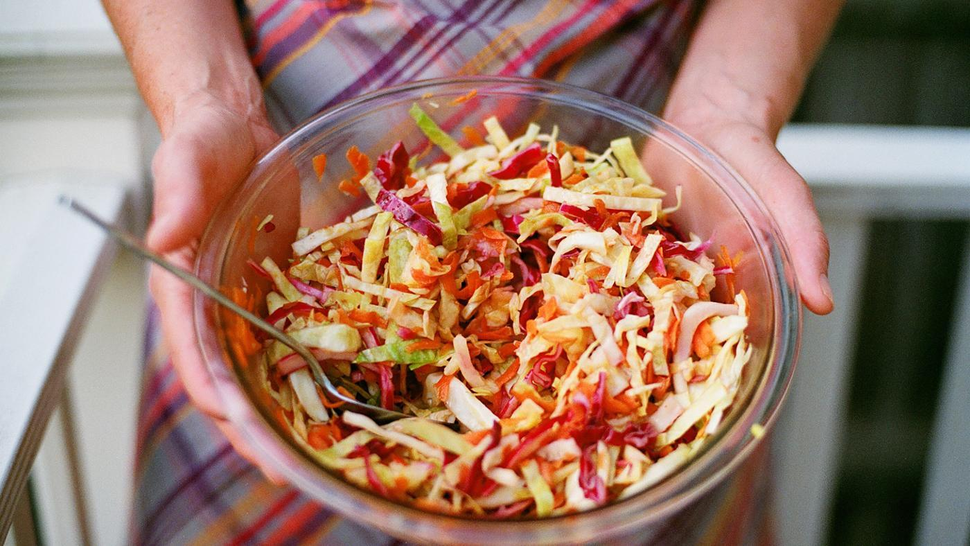 What Is a Good Regional Coleslaw Recipe From the South?