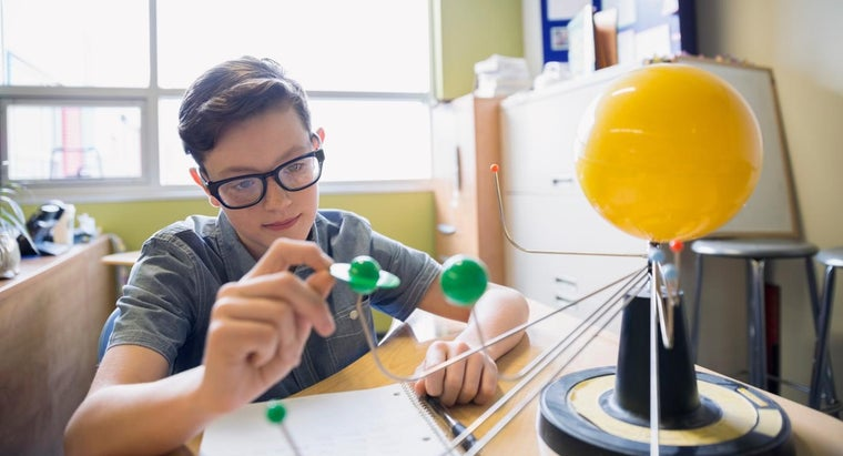 Where Can You Find a Good Model of the Solar System for Children?