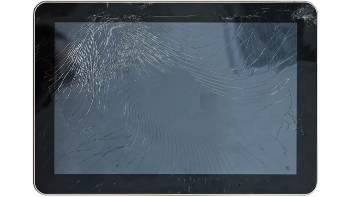 How Do You Repair a Cracked Tablet Screen?