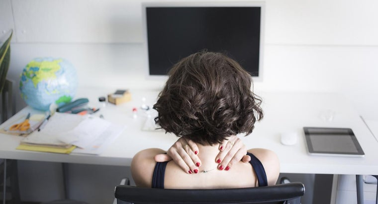 How Can You Help Prevent Burning Neck Pain?
